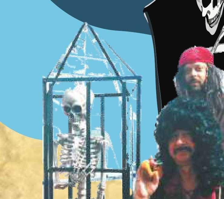 Piratentour für Kids